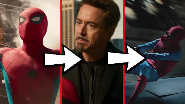 Spider Man Homecoming Trailer Plot