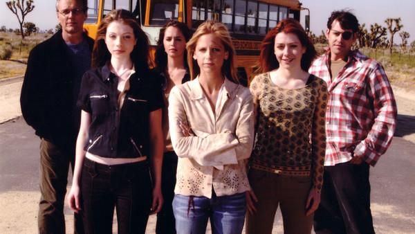 Buffy Seasons Ranking