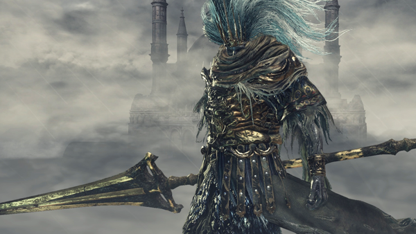 Dark Souls 3 Nameless king