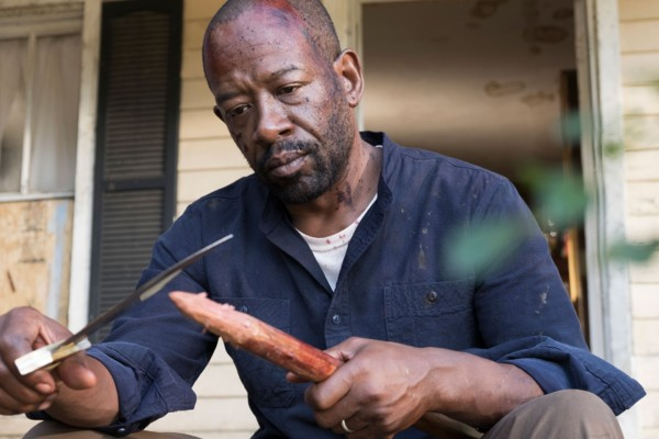 The Walking Dead Morgan