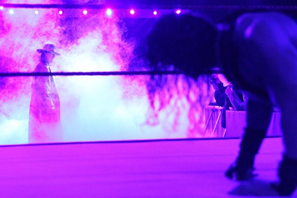 Roman Reigns The Undertaker