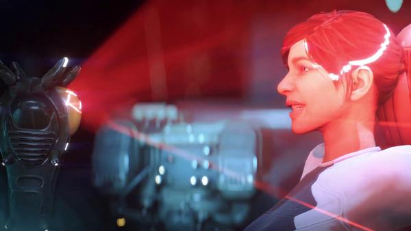 Mass Effect Andromeda - Sara