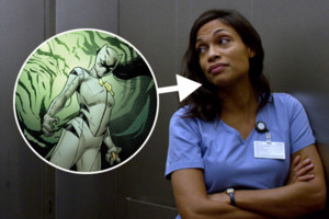 White Tiger Claire Temple