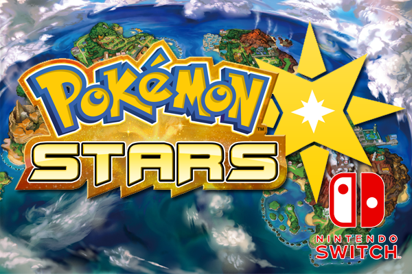 Pokemon stars