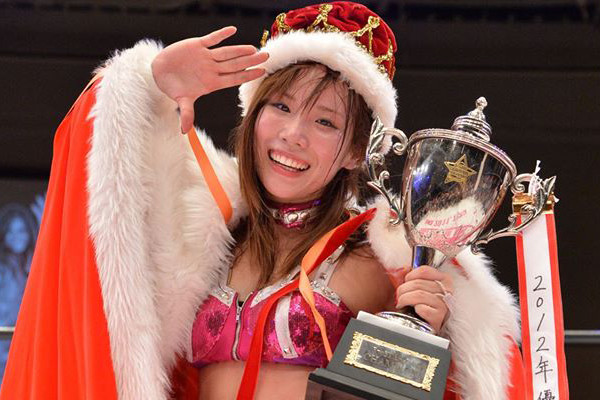 10 Things You Need To Know About Wwes New Signing Kairi Hojo-7165