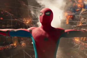 Spider-Man Homecoming Ferry