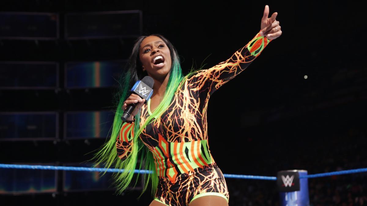 नाओमी WWE में बड़ा पुश पाने के लिए;  महिलाओं का शीर्षक चित्र २ प्रविष्ट करना