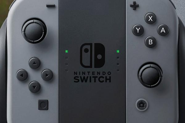 nintendo switch joy con controller