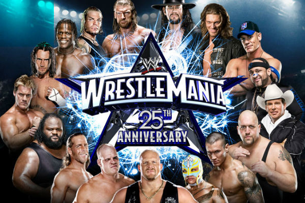 Image result for wrestlemania 25