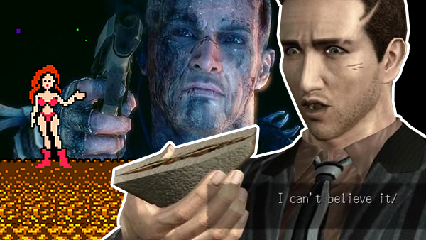 video game twists