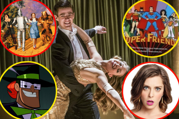 The Flash Supergirl Musical Easter Eggs