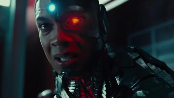 Justice League Cyborg Good