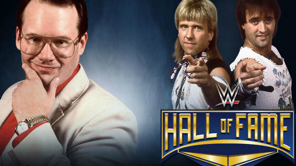 Jim Cornette To Induct Rock N Roll Express Into Wwe Hall Of Fame 2017