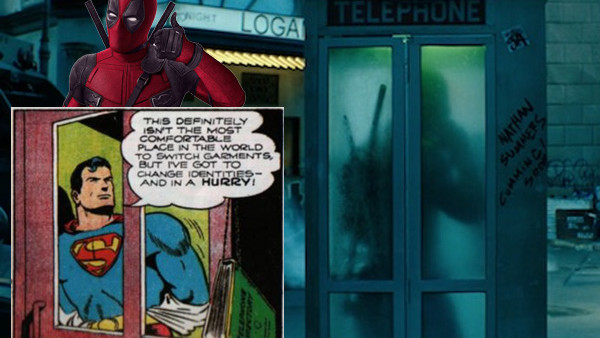 Superman Deadpool