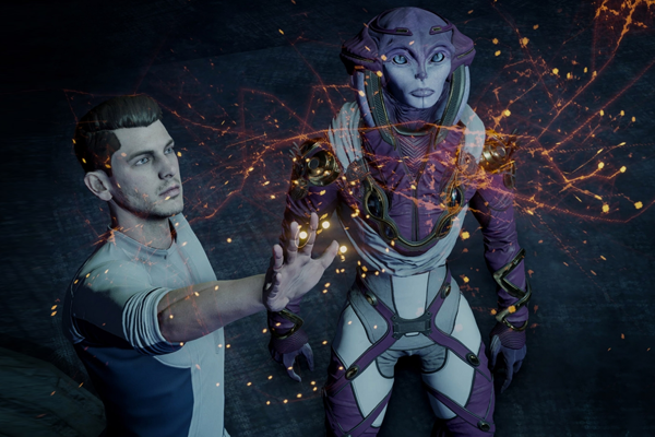 Andromeda Day One Patch Won't Alter Animations