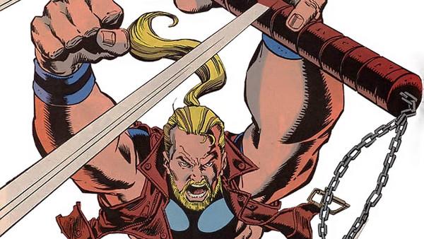 Thunderstrike Thor Marvel Comics Avengers Masterson H1