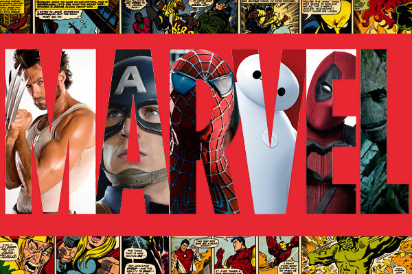 Marvel Header