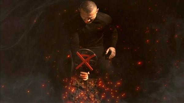 Randy Orton Cross