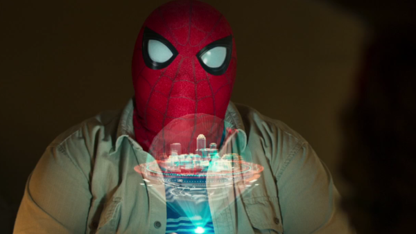 Spider-Man Homecoming Comedy