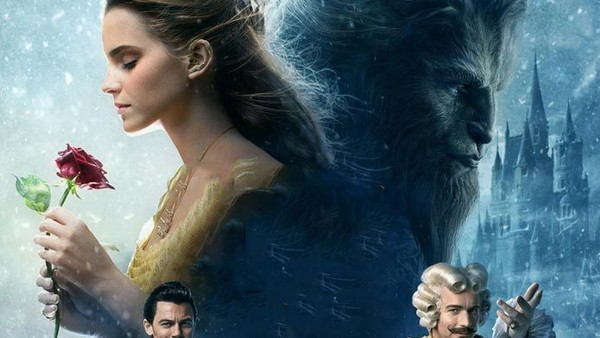 Disneys Beauty And The Beast Poster