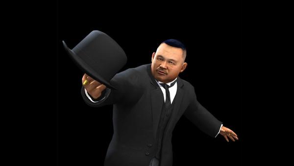 Oddjob Hat