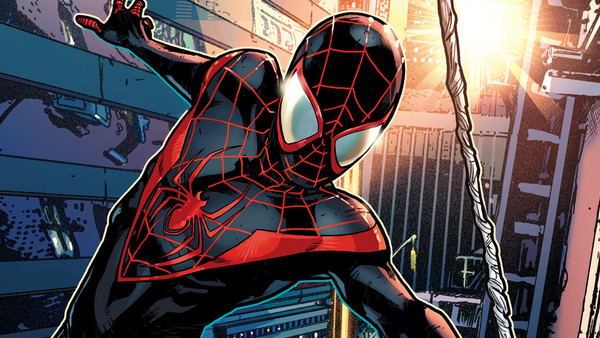 Spider Man Homecoming Miles Morales Silk