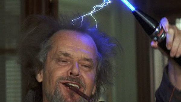 Jack Nicholson Anger Management