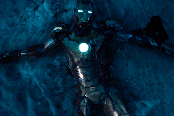 Iron Man 3 Tony Stark Dead