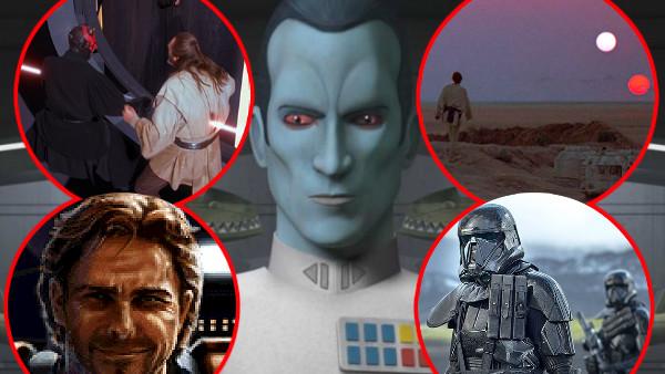Star Wars Rebels Season 3 Easter Eggs