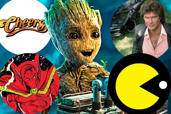 guardians of the galaxy vol 2 35 easter eggs references you must see - Pictures Of Easter Eggs 2