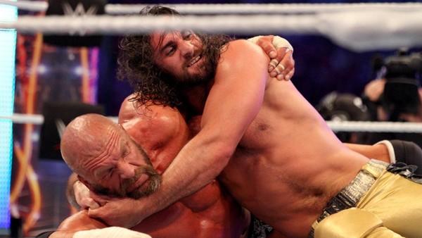 Seth Rollins Triple H