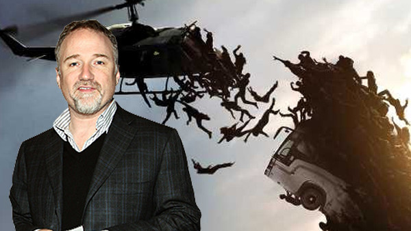 David Fincher World War Z