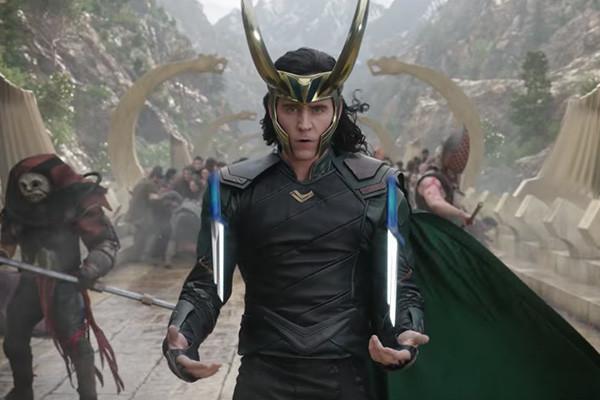Thor Ragnarok Loki