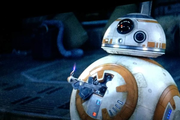 BB 8 Thumbs Up