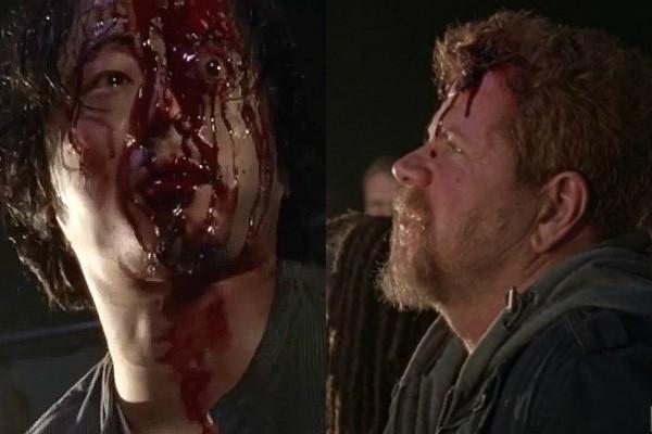 The Walking Dead Glenn Abraham