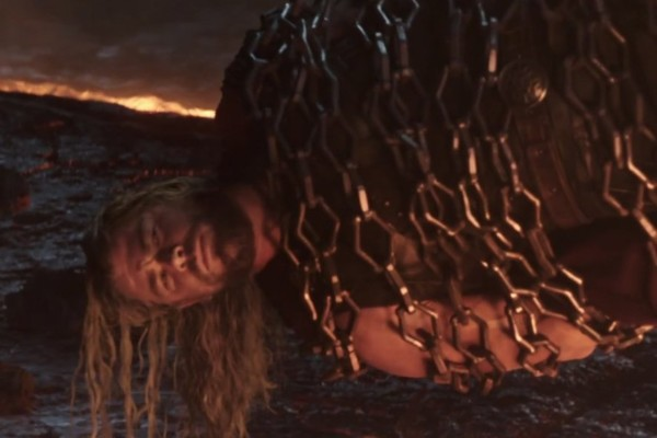 Thor ragnarok Thor Chainedup Muspelheim