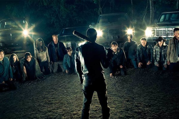 The Walking Dead Season 7 Negan