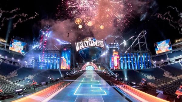 WrestleMania 33 Set 2