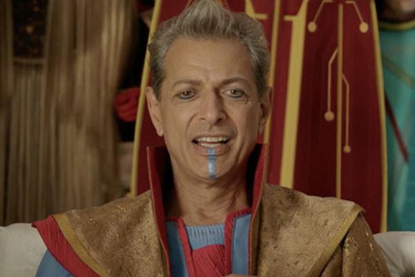 Thor Ragnarok Grandmaster Reacts