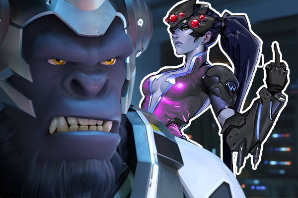 10 worst overwatch characters ranked