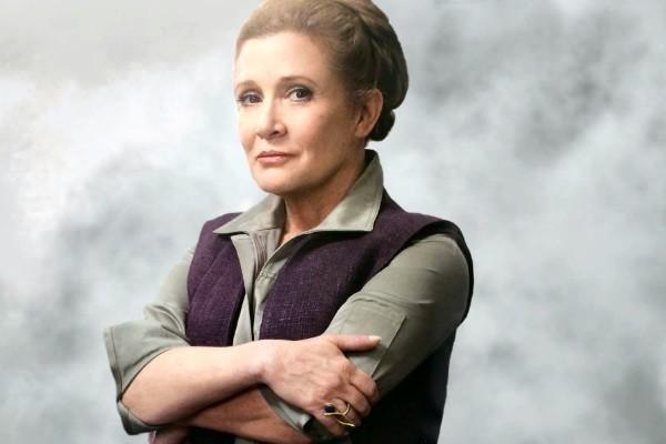 Star Wars The Force Awakens Princess Leia