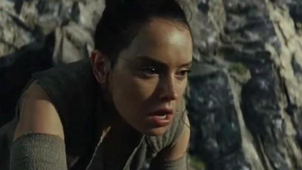 Star Wars The Last Jedi Trailer Rey