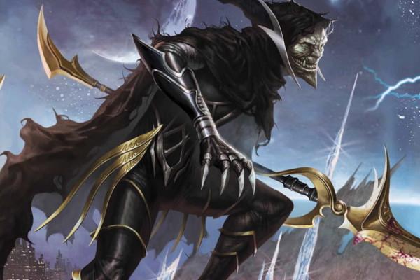 Corvus Glaive Marvel