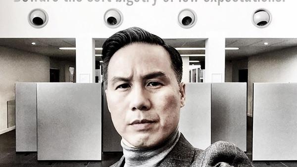 BD Wong Instagram Jurassic World