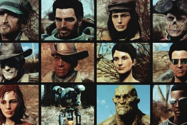fallout 4 companions