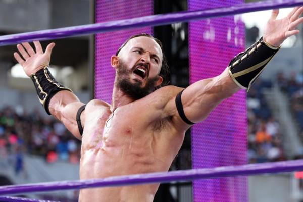 Neville WWE