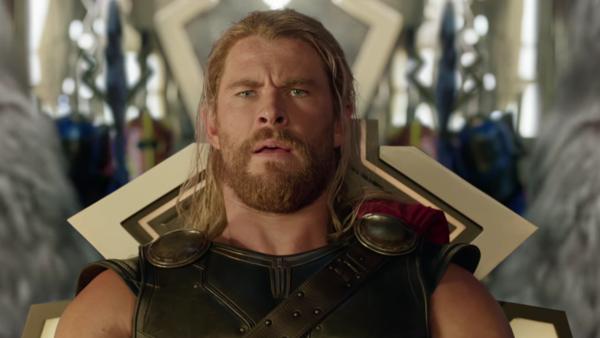 Thor Ragnarok Wampa