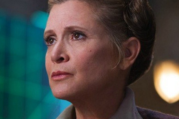 Star Wars The Force Awakens Princess Leia