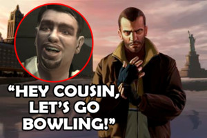 Grand Theft Auto IV Roman Niko