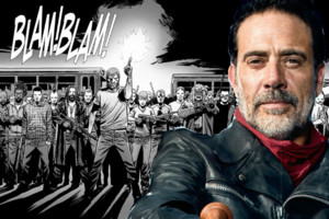 The Walking Dead All Out War Negan